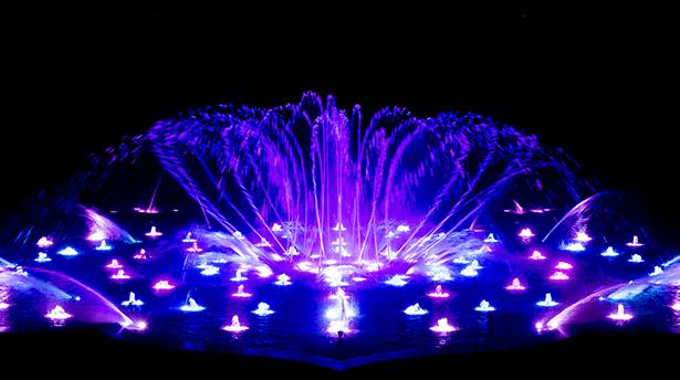 India Fountain